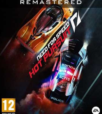 Need for Speed Hot Pursuit Remastered. Цифровой ключ