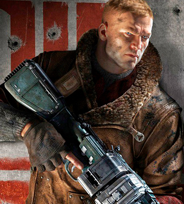 Wolfenstein II: The New Colossus. Цифровой ключ
