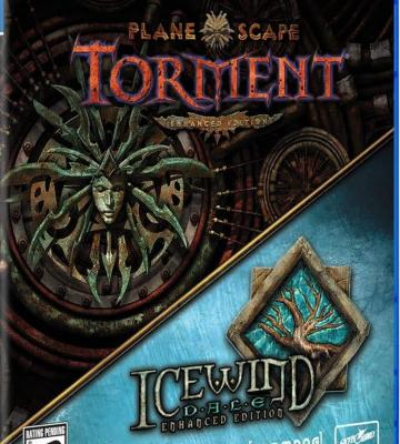 Icewind Dale&Planescape Torment: Enhanced Edition. Цифровой ключ