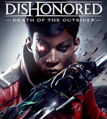 Dishonored: Death of the Outsider. Цифровой ключ