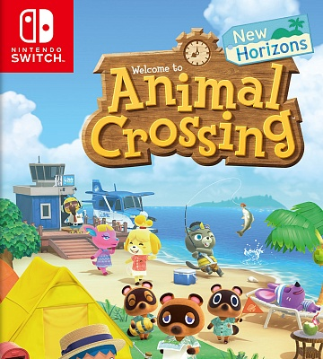 Animal Crossing: New Horizons. Цифровой ключ