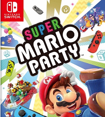 Super Mario Party (Switch). Цифровой ключ