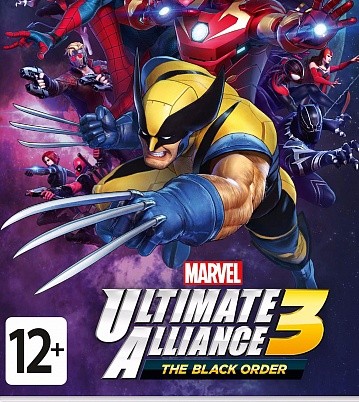 MARVEL ULTIMATE ALLIANCE 3: The Black Order. Цифровой ключ
